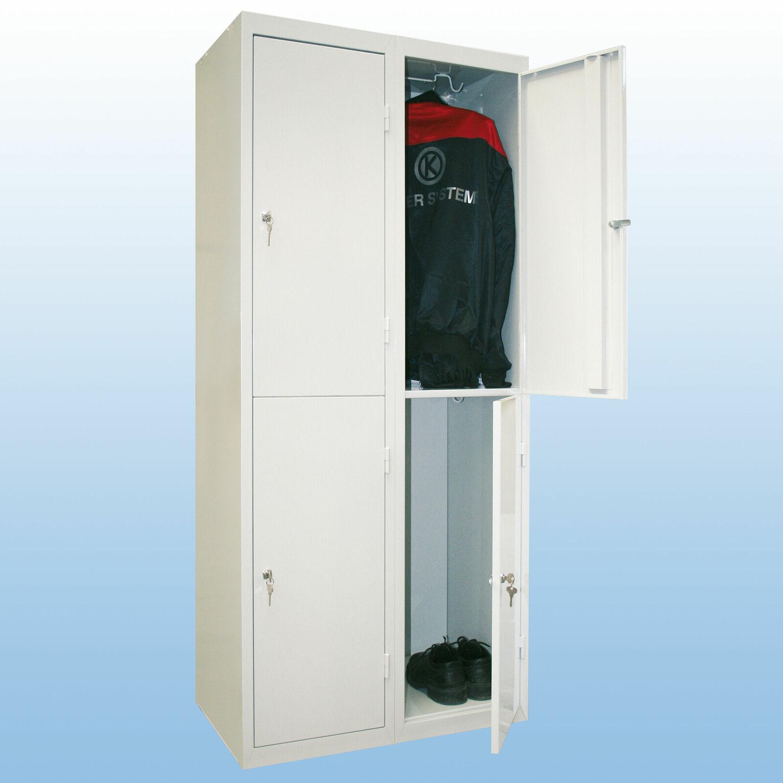 kleiderspind mit 4 t ren kleiderspinde aktionen produktgruppen bei kaiser systeme. Black Bedroom Furniture Sets. Home Design Ideas