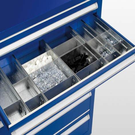 schubladen einteilungsmaterial kaiser systeme. Black Bedroom Furniture Sets. Home Design Ideas