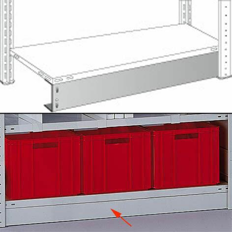 sockelblende f r regale zubeh r von kaiser systeme. Black Bedroom Furniture Sets. Home Design Ideas