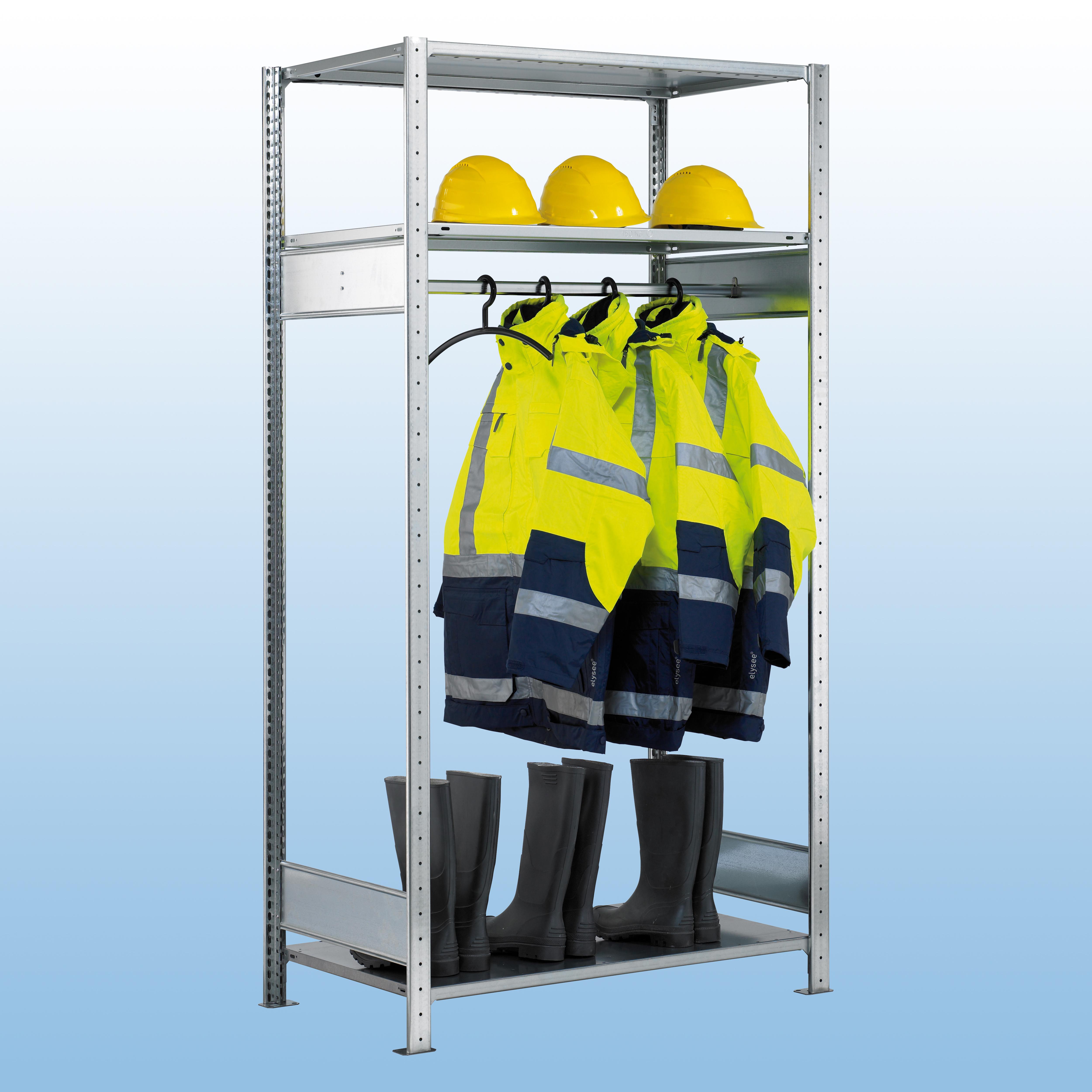 Garderoben-Regale | von Kaiser Systeme