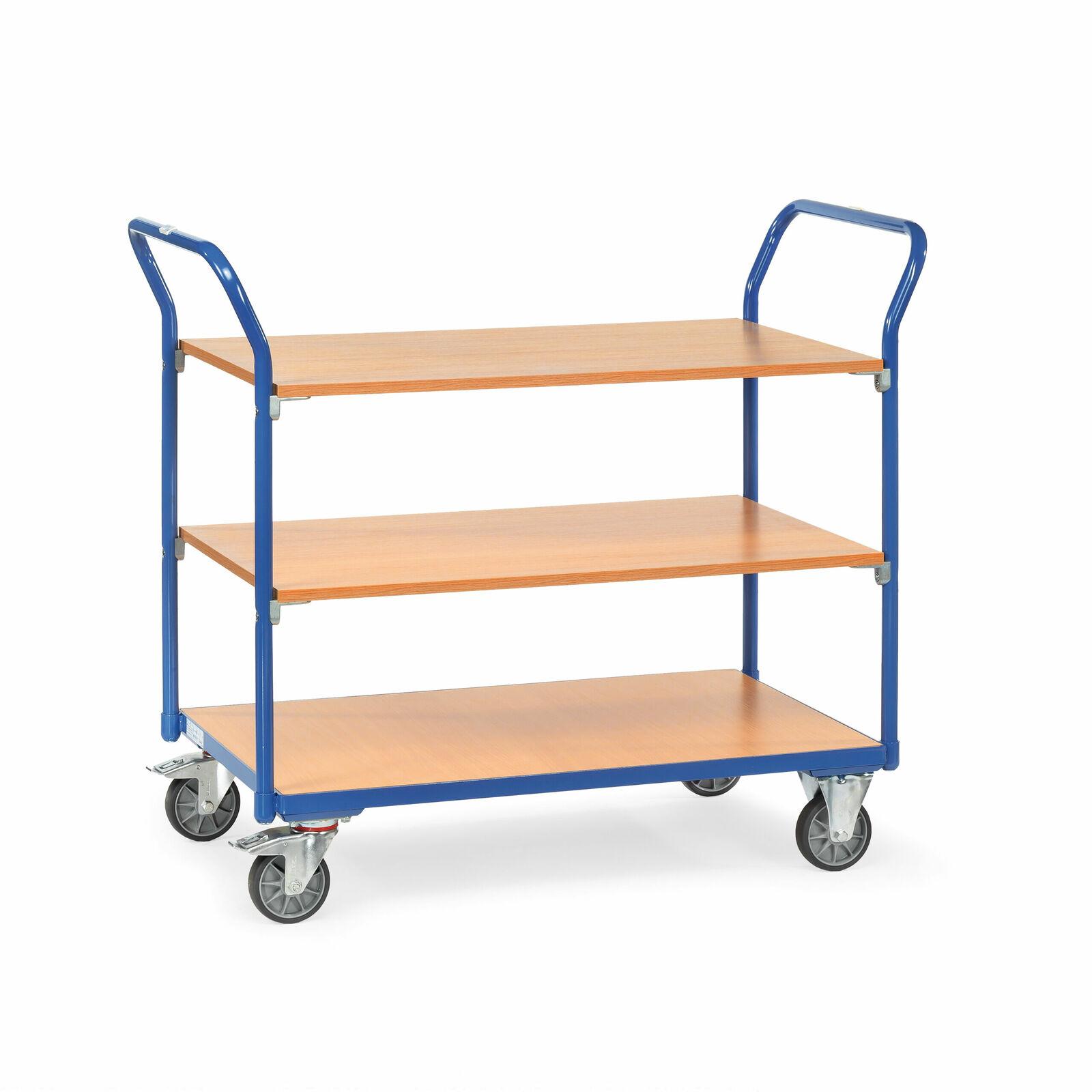 Tischwagen tischwagen leichte wagen transportsysteme for Boden katalog anfordern