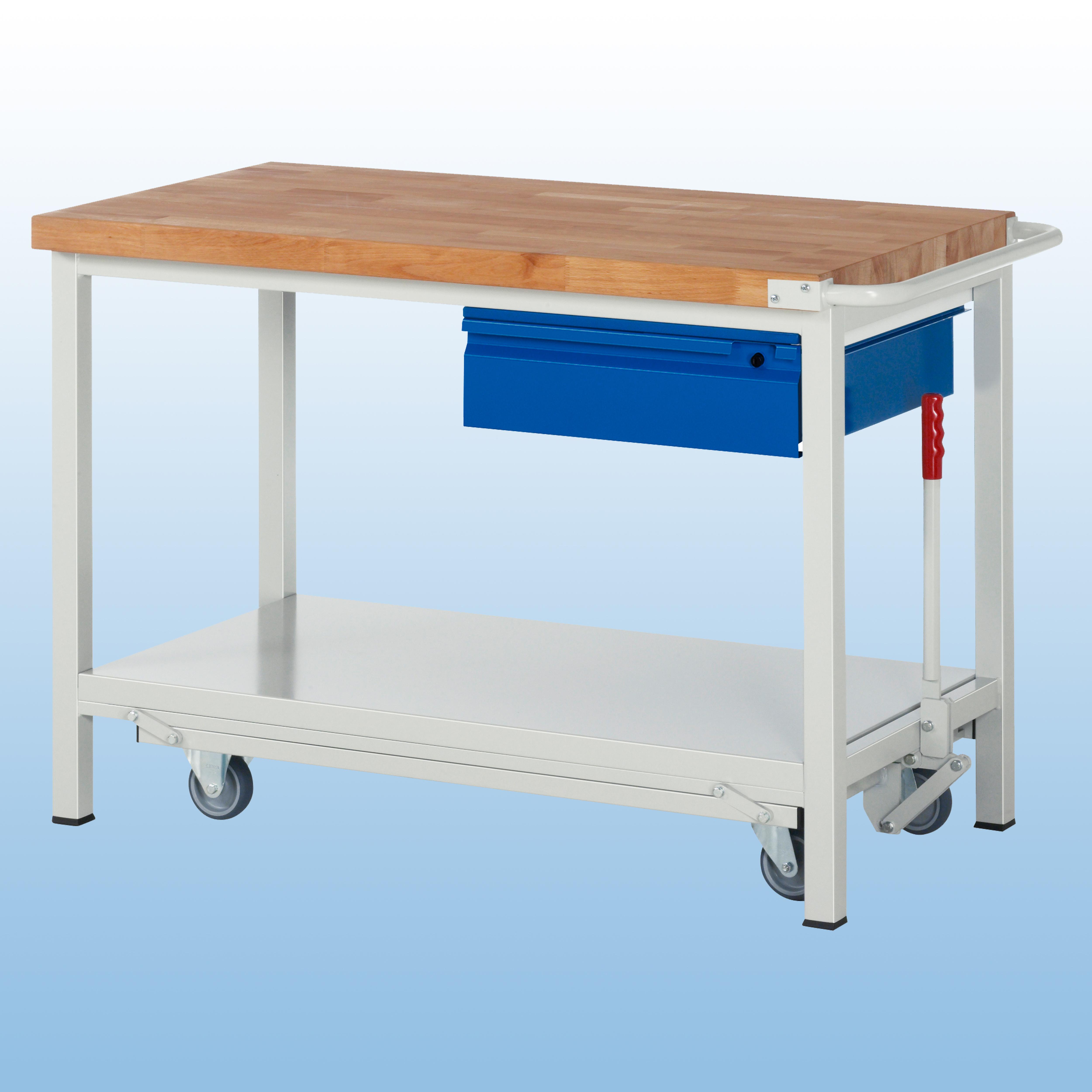 Werkbank SR015, Werkbänke, Werkbänke, Produktgruppen bei Kaiser Systeme